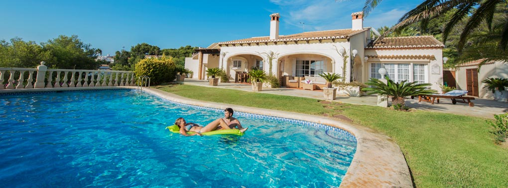 Location villa espagne avec piscine mon regard sur le - Maison location espagne avec piscine ...