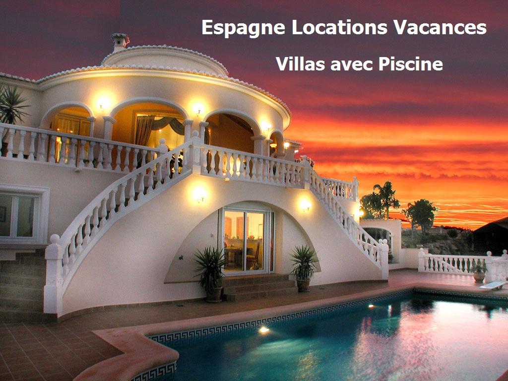 location villa espagne avec piscine prive pas cher - Location Maison Vacances Piscine Prive