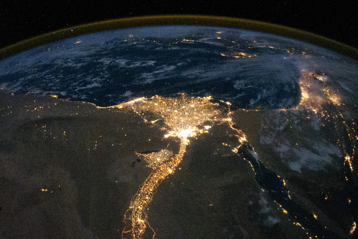 Egypte Nil