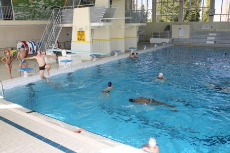 Piscine chartreux horaire