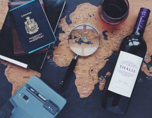 Envie de voyager
