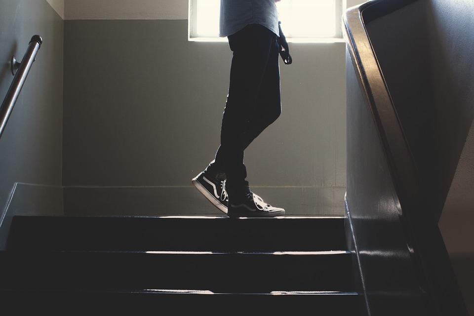 meubles escalier
